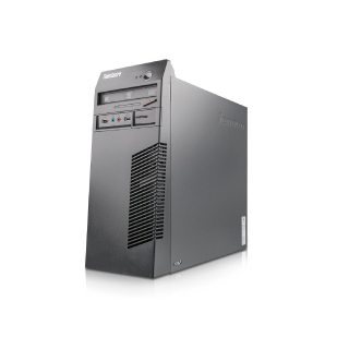 Lenovo ThinkCentre M72e Tower Core i3-3220 @ 3.3 GHz 4GB RAM 5000GB HDD Win 10