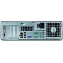 Fujitsu Esprimo E5731 Core 2 Duo E8400 @ 3,0 GHz 4 GB RAM 80 GB HDD