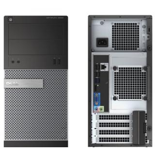 Dell Optiplex 3020 MT Core i5-4590 @ 3,3 GHz 8GB RAM 500GB Windows 10