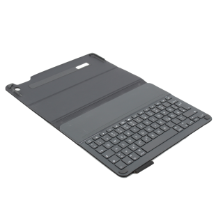 Logitech TYPE+ iPad Air 2 Case mit kabelloser Tastatur Bluetooth - für iPad Air 2 QWERTZ