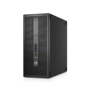 HP EliteDesk 800 G2 Tower Core i5-6500 @ 3,2 GHz 8GB RAM DDR4 128GB SSD + 500GB HDD Windows 10
