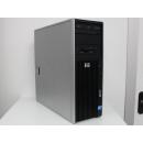 HP Z400 Workstation Xeon W3565 @ 4x 3,2 GHz 24GB RAM 1TB HDD Windows 10