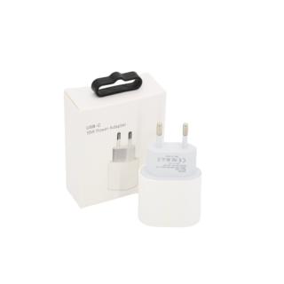 Für  iPhone 12 / Pro Schnellladegerät iPhone Adapter USB C 18W Netzteil Premium Qualität