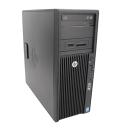 HP Z420 Workstation Xeon E5-1650 @ 6x 3,2 GHz 8GB RAM...