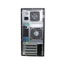 Dell Optiplex 7010 MT Pentium G2130 @ 3,2GHz 4GB 500GB Win10