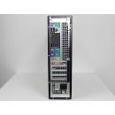 Dell Optiplex 7010 Desktop Core i3-3245 @ 3,4 GHz 4GB RAM ohne HDD