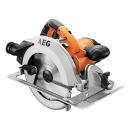 AEG Powertools Handkreissäge KS 66-2 1600W 190MM...