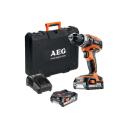 AEG Powertools Akku-Schlagbohrschrauber BSB 18C...