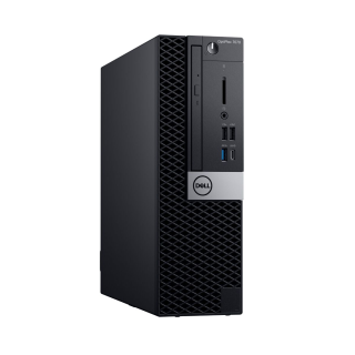 Dell Optiplex 7070 sff Core i5-9500 @ 6x 3 GHz 8GB RAM 256GB M.2 SSD Windows 10 Pro