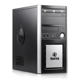 Terra Office PC Core i3-4170 @ 3,7 GHz 8GB RAM 500GB HDD Win10 Pro