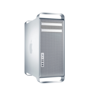 Apple Mac Pro 3,1 (A1186) 3,0 GHz 8 core 1TB HDD 8GB RAM ohne Grafikkarte