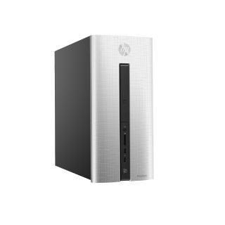 HP Pavilion 550-179ng AMD A10-7800 @ 3,5 GHz 500GB HDD 8GB RAM Win 10 Pro