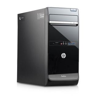 HP Pavilion p6-2367eg Core i7-3770 @ 3,4 GHz 8GB RAM 500GB HDD Win 10