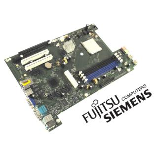 Fujitsu D2464-A22 GS 3 Mainboard AMD Sockel AM2 VGA 6x USB 2x Seriell