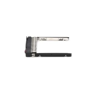 "HP 2.5"" SAS/SATA Hot Swap Festplatten-Rahmen / Hard Disk Tray - ProLiant G5 / G6 / G7 371593-001"