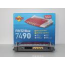 AVM FRITZ!Box 7490, 2,4/5GHz ,Wireless Router, DECT, VDSL/ADSL, WLAN AC + N,