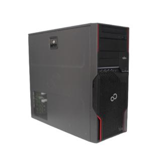 Fujitsu Celsius W510 Workstation Xeon E3-1225 @ 3.1 GHz 8GB RAM 500GB HDD DVD RW