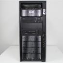 HP Z800 Workstation Xeon X5660 @ 6x 2,8 GHz 24GB RAM SSD...
